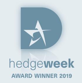 HedgeWeek Award Winner 2019
